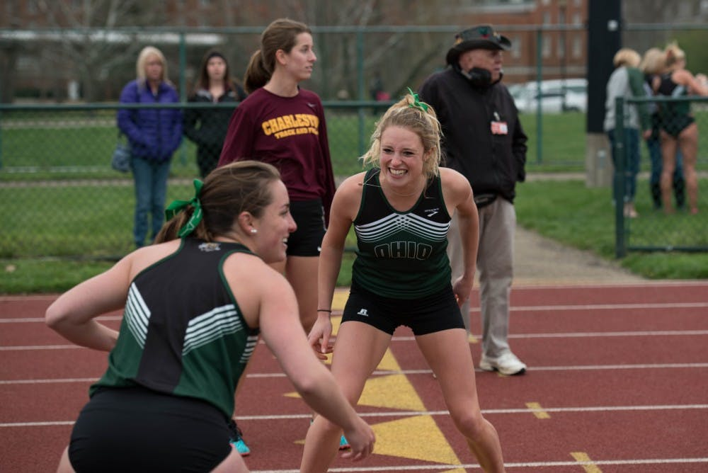 Track and Field: Ohio set to host its first home meet of the season