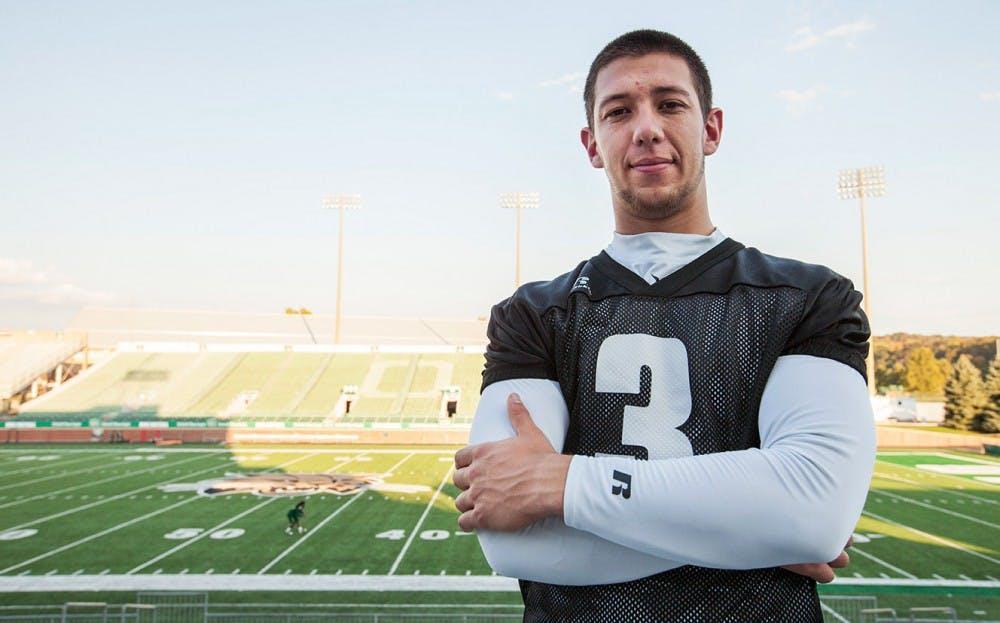 Football: Ohio quarterback leaves program