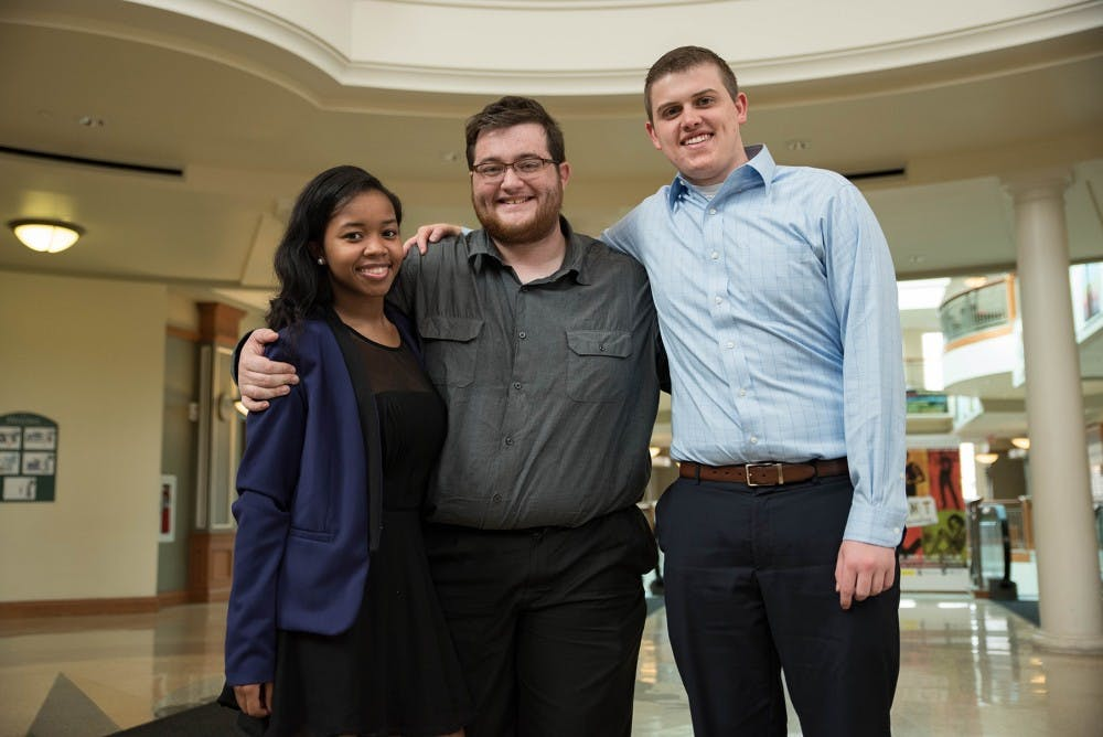 Student Senate: Voice ticket hopes to make campus safer and increase affordability