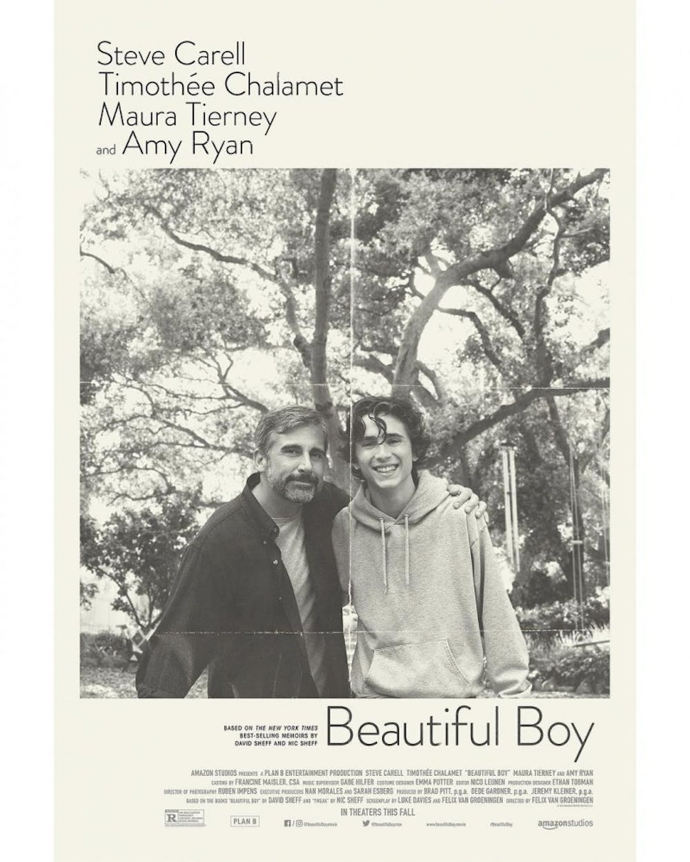 Film Review: 'Beautiful Boy' shows the horrors of drug addiction