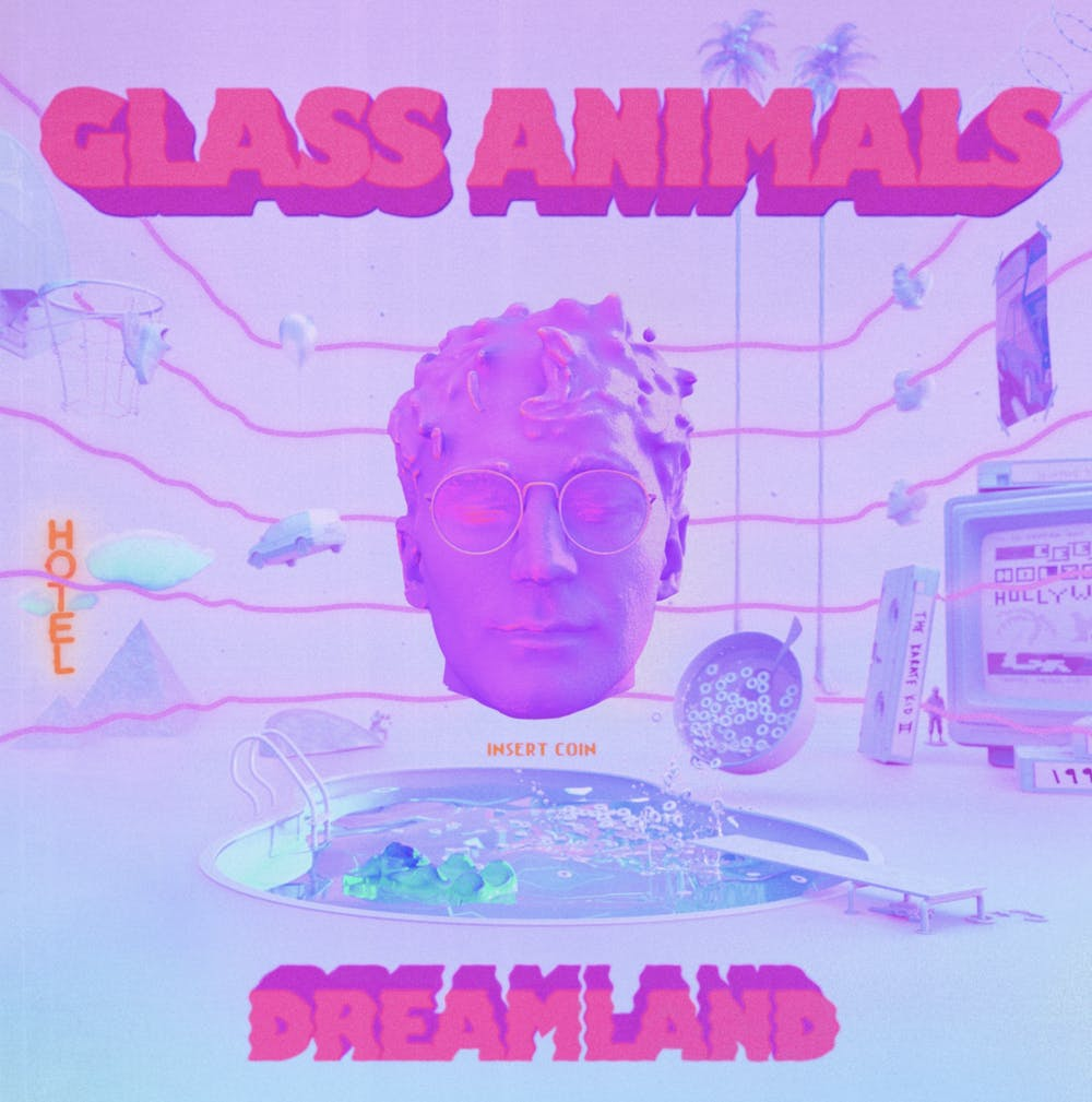 Album Review: Glass Animals paints euphoric picture of life with 'Dreamland'