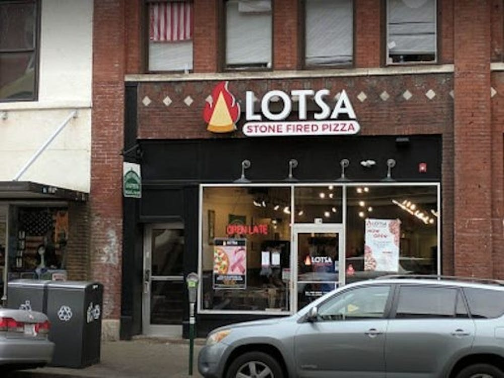 Lotsa Pizza closed