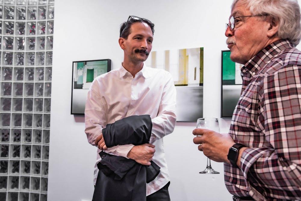 Photo exhibition has original, hopeful take on The Ridges