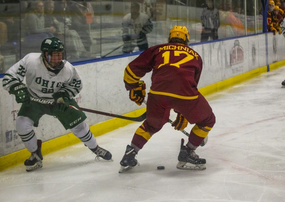 Hockey: Ohio loses for the first time in 2019 in 2-0 final to Iowa State
