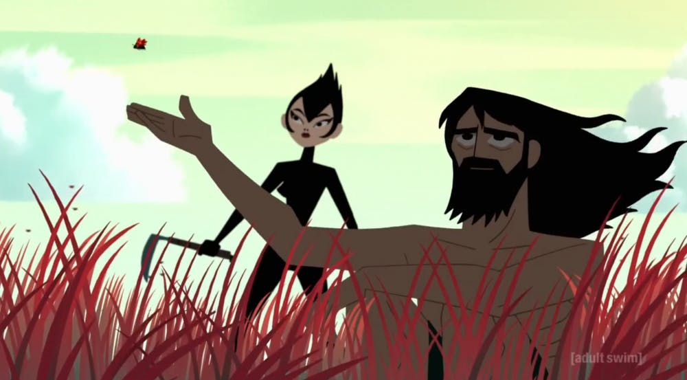 TV Review: Introspective 'Samurai Jack' looks deeply into Jack and one of his enemies