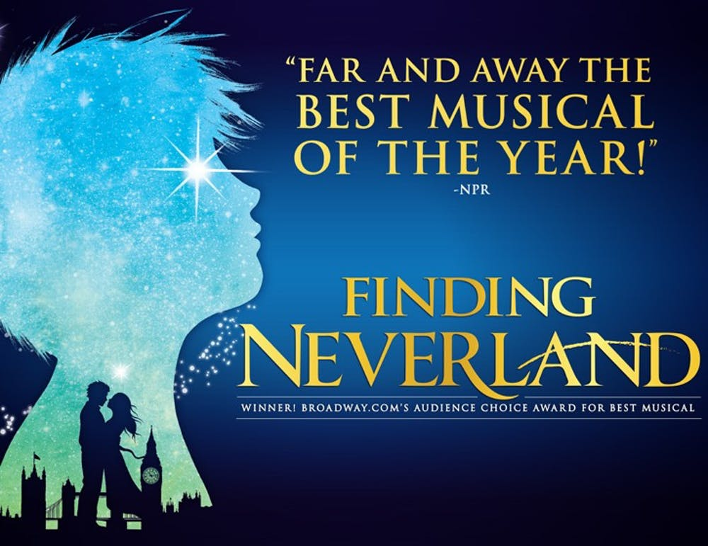 'Finding Neverland' to inspire students to never grow up