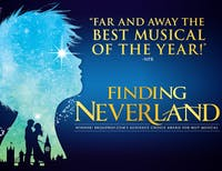 The national broadway tour of 'Finding Neverland' will visit Templeton-Blackburn Alumni Memorial Auditorium on Tuesday. (Provided via the Performing Arts and Concert Series)