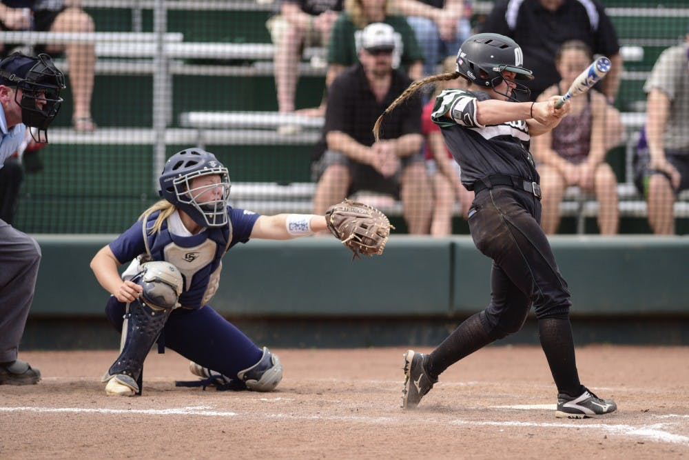 Softball: Ohio's offense looks to get back on track