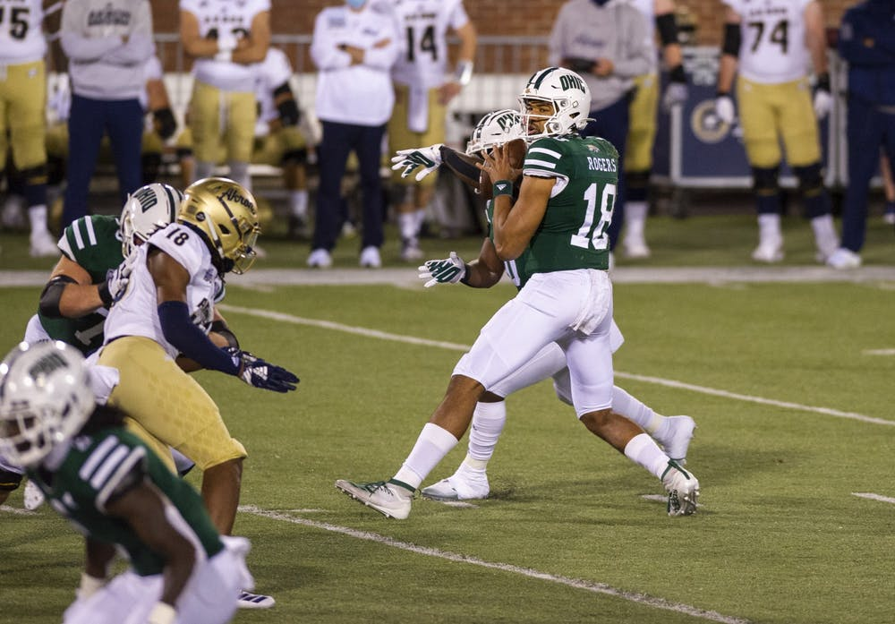 Football: Instant reactions to Ohio's 24-10 win over Akron