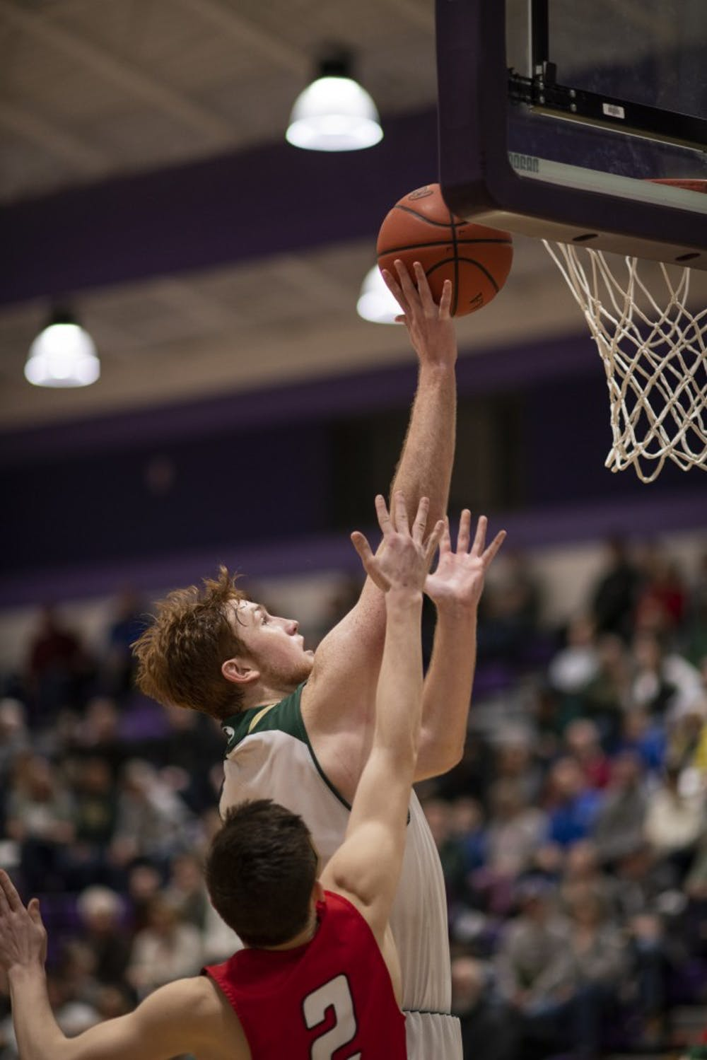 Athens Basketball: Justin Hynes has been consistent and clutch for the Bulldogs all season