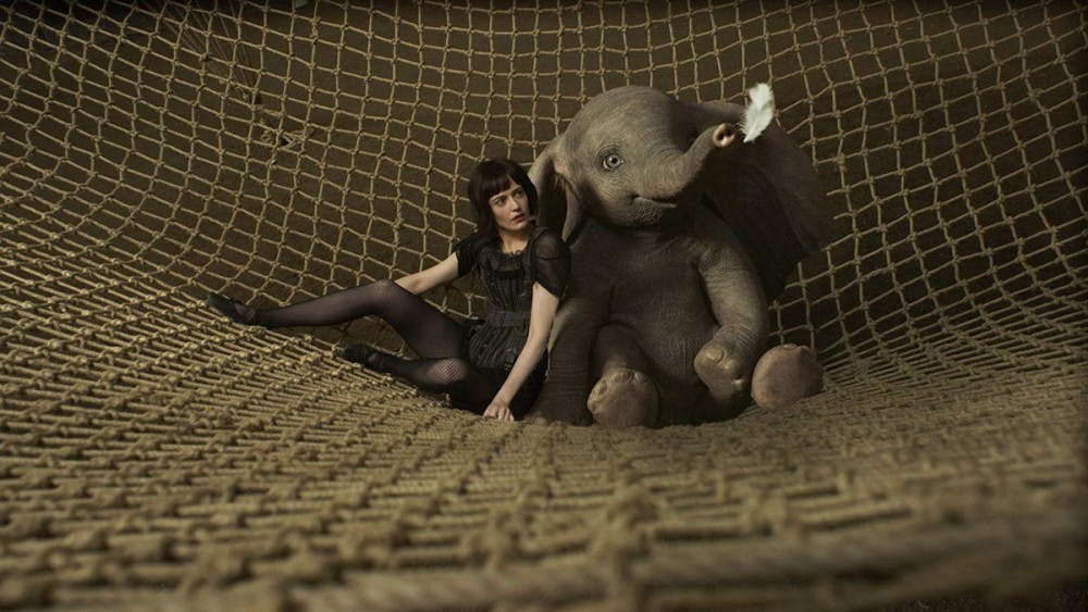 Film Review: Dumbo's ears aren't the only part of the Disney remake that flops