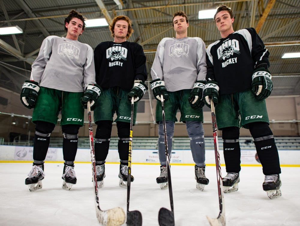 Hockey: A look at how Ohio's freshman class has performed