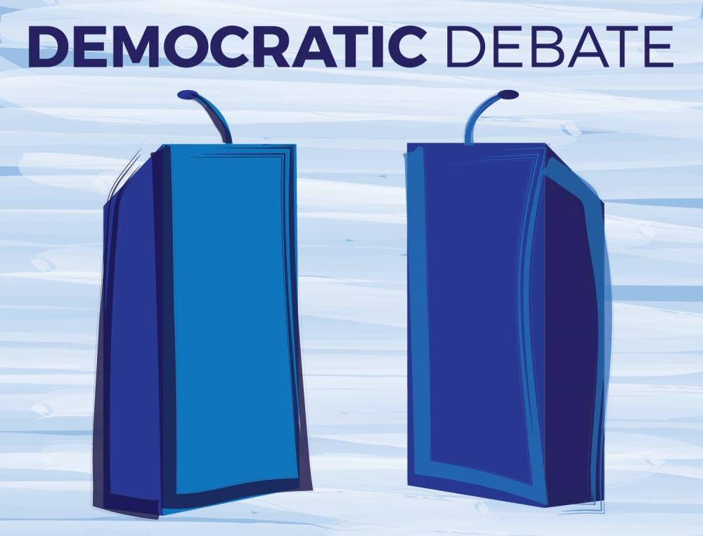 Ohio to host next round of Democratic presidential primary debates