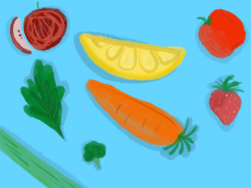 How to eat seasonal this spring