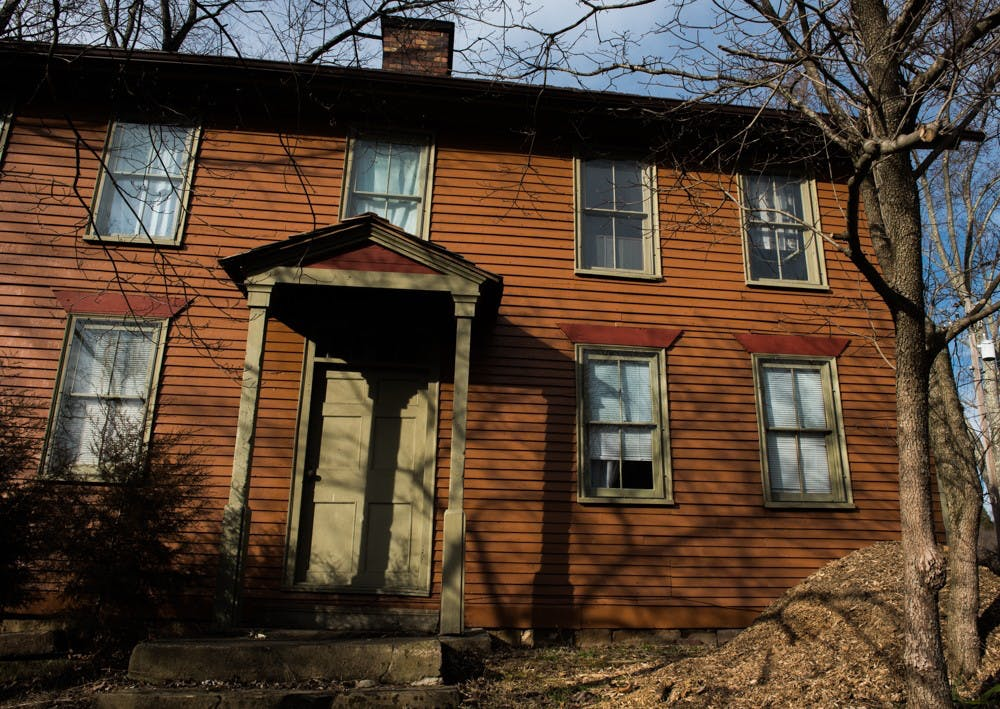 Athens Trails From The Underground Railroad Survive Today