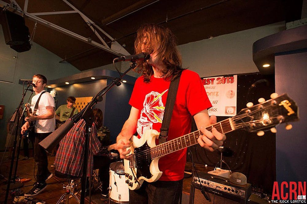 Waxahatchee to headline free radio music festival