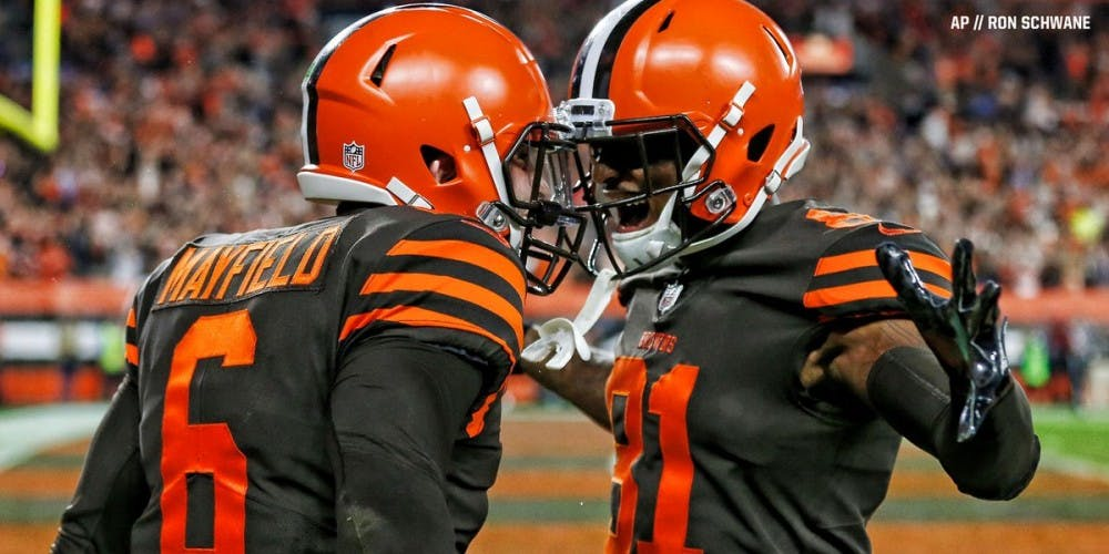 Cleveland Browns get first win in 635 days against New York Jets