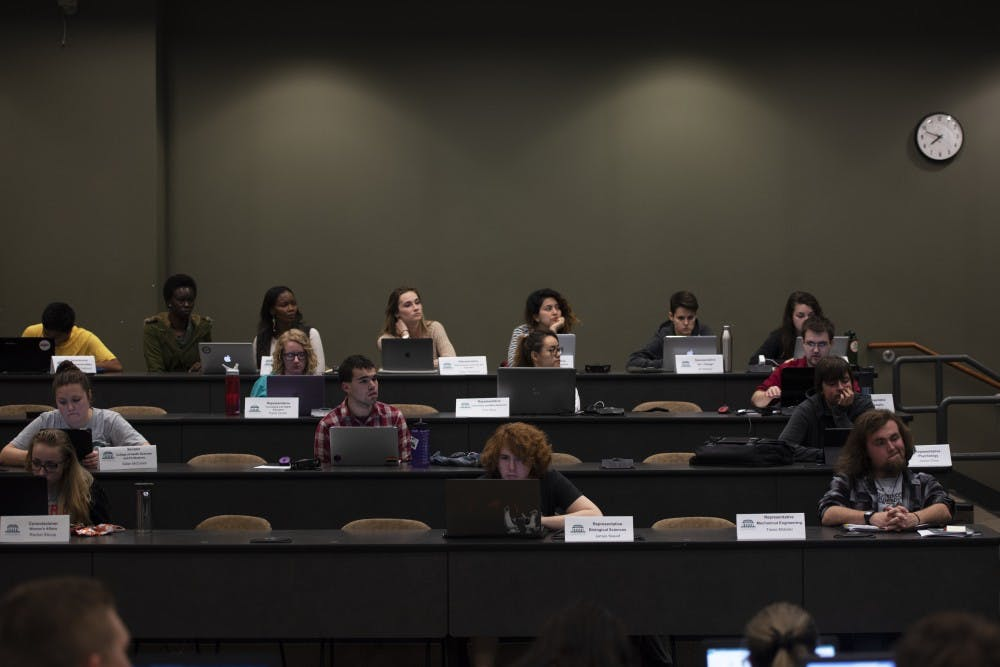 Graduate Student Senate: Members look to amend constitution with updated resolution