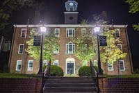 Cutler Hall has been a staple of Ohio University's campus since it first opened in 1819.