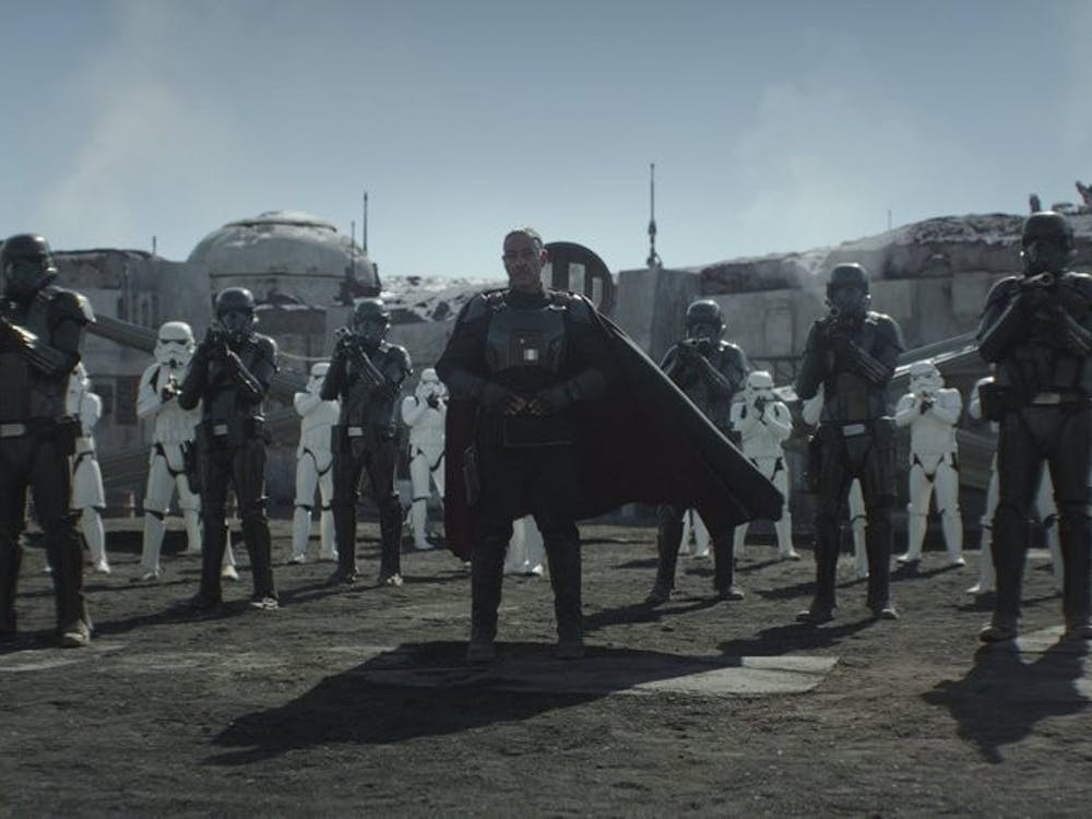 The season finale of 'The Mandalorian' answers season-long questions, while also bringing new ones to the table. (Photo provided via @themandalorian on Twitter)