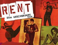 'Rent' will be performed twice this week in Templeton-Blackburn Alumni Memorial Auditorium. (Provided via Performing Arts and Concert Series)