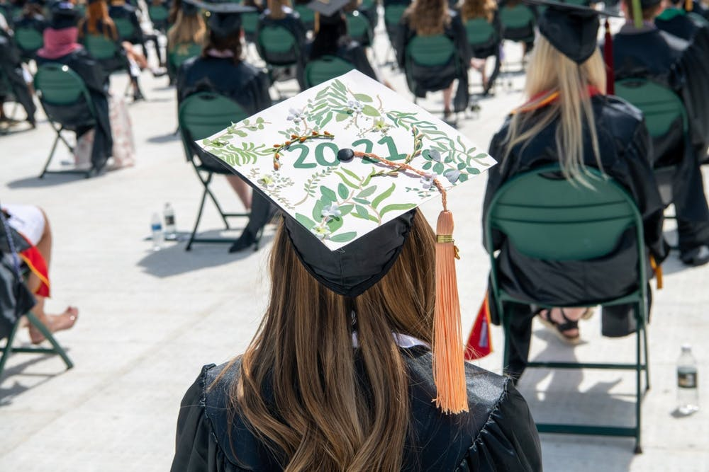 OU holds first hybrid commencement ceremonies since beginning of the pandemic