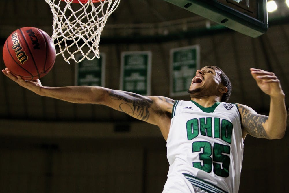 Men's Basketball: Ohio declines postseason play, looks forward to future