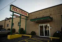 The exterior of Rollerbowl Lanes, 28 Palmer St. (FILE)
