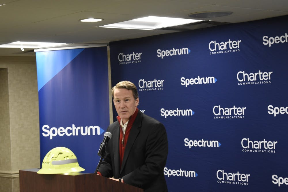 Spectrum expands broadband access to rural Athens County