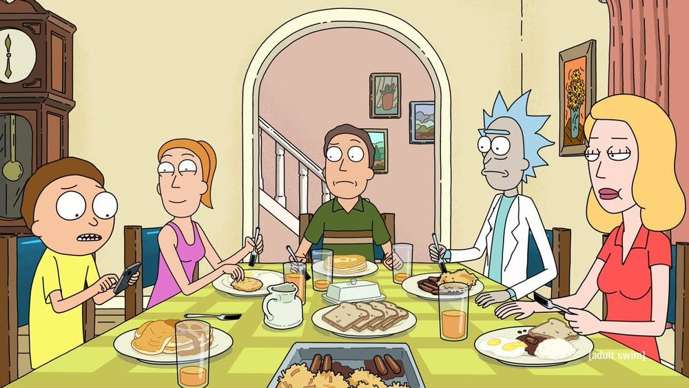 TV Review: Rick and Morty are back for another bizarre adventure in the season four premiere