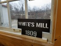 White's Mill is more than 200 years old. (FILE)