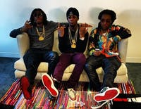 Migos will perform at Number Fest this year.(Provided via Wikimedia Commons).