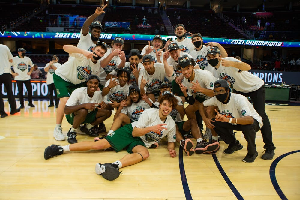 Men's Basketball: Jason Preston and Ben Vander Plas lead Ohio back to the NCAA Tournament