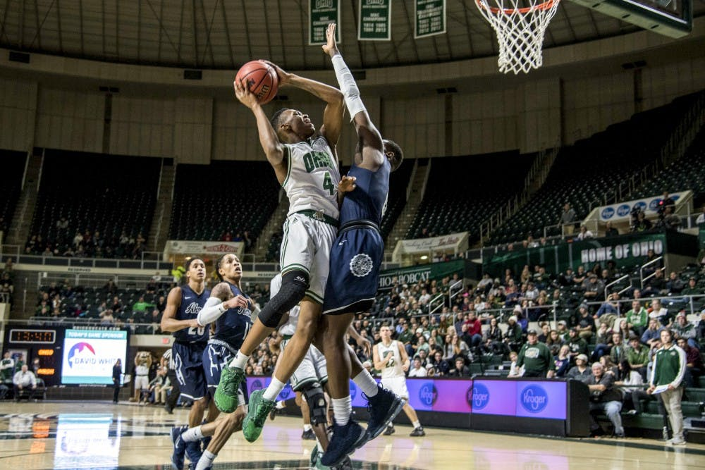 Men's Basketball: Three things from Ohio's 99-75 win over Akron