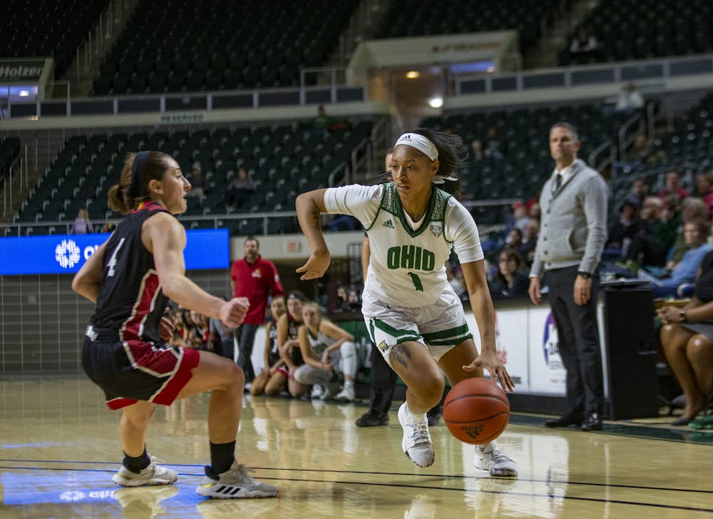 Women's Basketball: Ohio will rely on its toughness throughout conference play