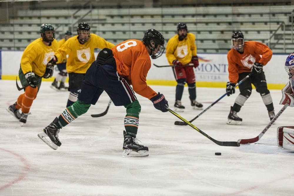 Day three of hockey tryouts: Bobcats find their final piece to the roster