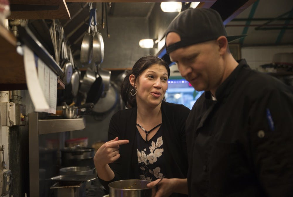 Q&A: Purple Chopstix's Gabe Fisher talks about the restaurant in the age of COVID-19