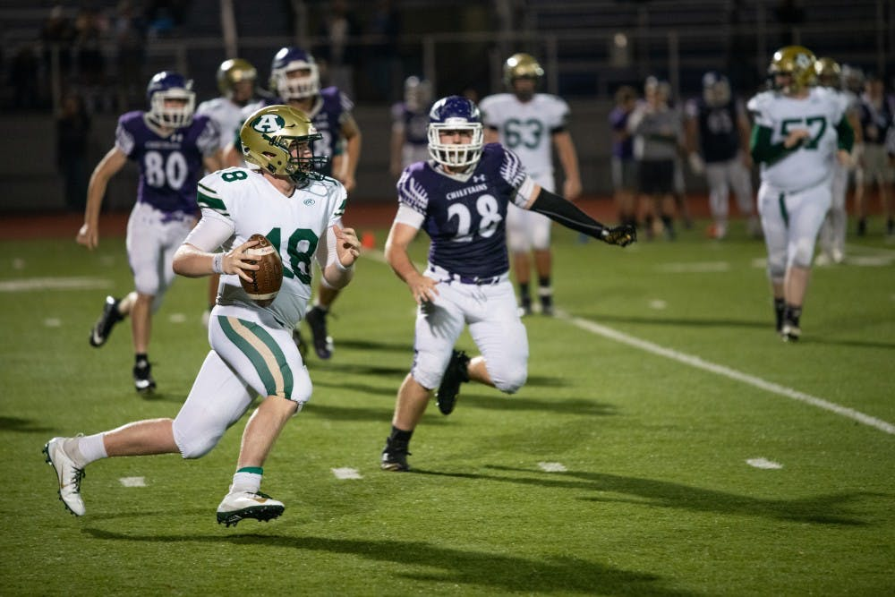 Athens Football: Athens survives Logan in historic win