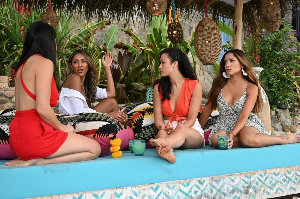 TV Review: Things are already heating up on 'Bachelor in Paradise'