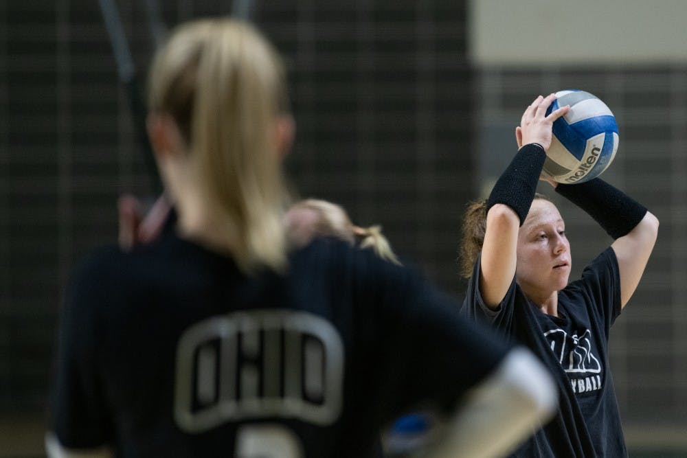 Volleyball: Ohio needs to win in critical home stretch
