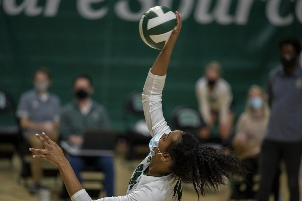 Volleyball: Talking to Mariana Rodrigues about her first season at Ohio