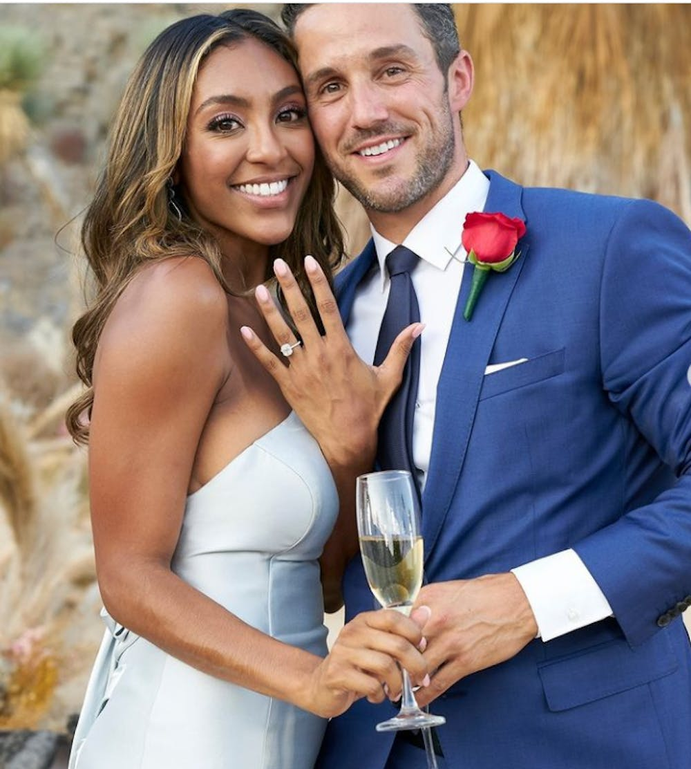 TV Review: Tayshia chooses safety over love on 'The Bachelorette'