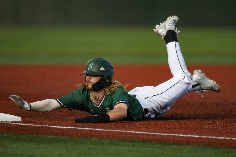 Baseball: Ohio falls 12-3 to Kent State after rare rough start from Edward Kutt IV