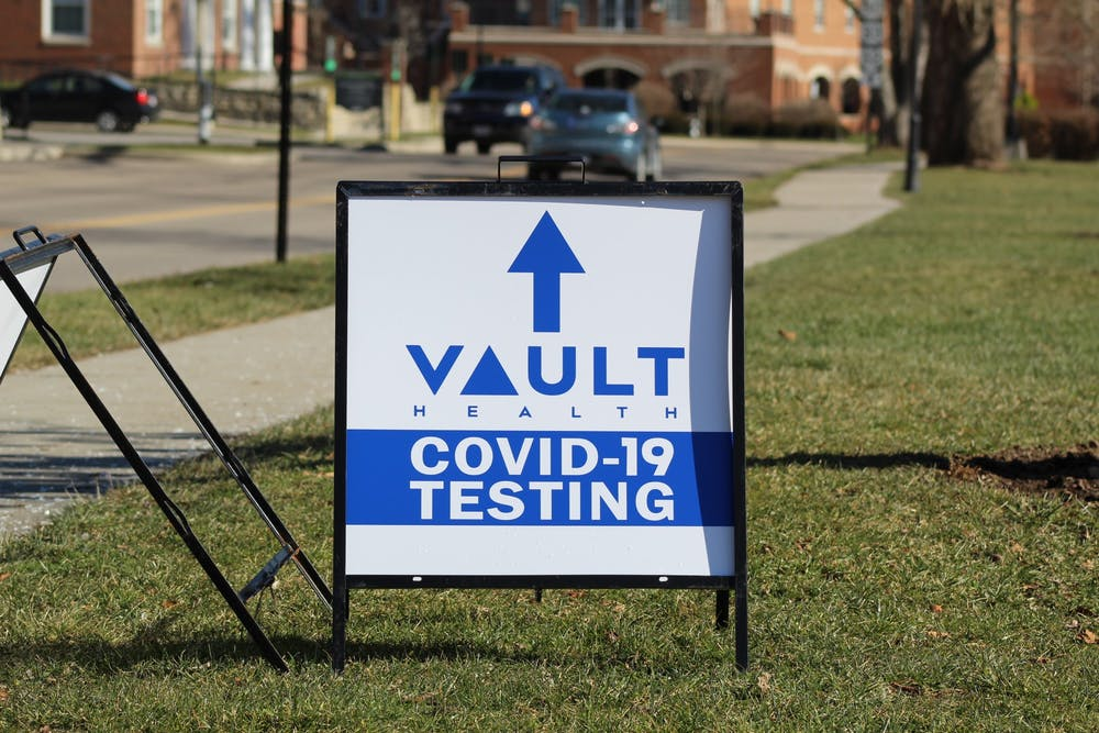 Ohio University partners with Vault Health for widespread COVID-19 testing