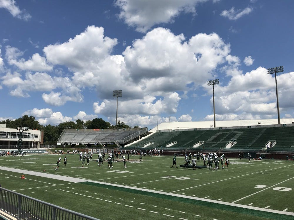Day 15 of football camp: Scrimmage is canceled as injury list shrinks