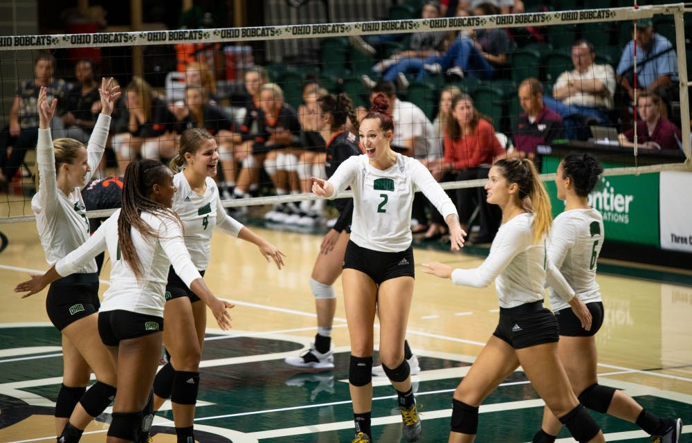 Volleyball: Three things to note after Ohio's split weekend in Akron and Buffalo