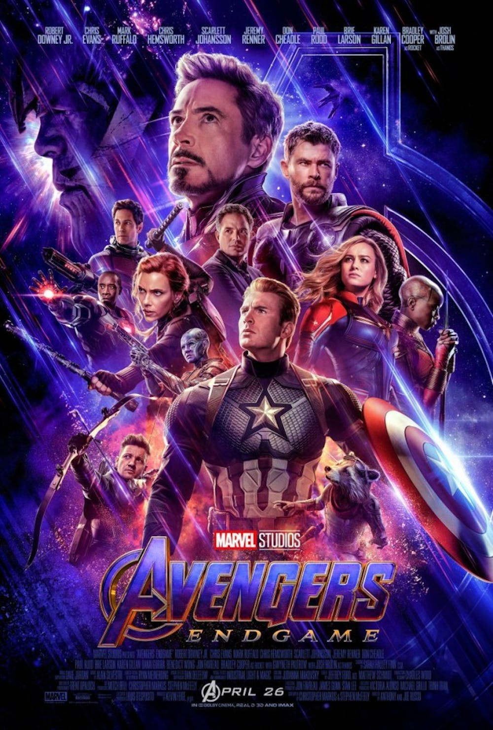 Film Review: 'Avengers: Endgame' is the movie crossover event of a lifetime