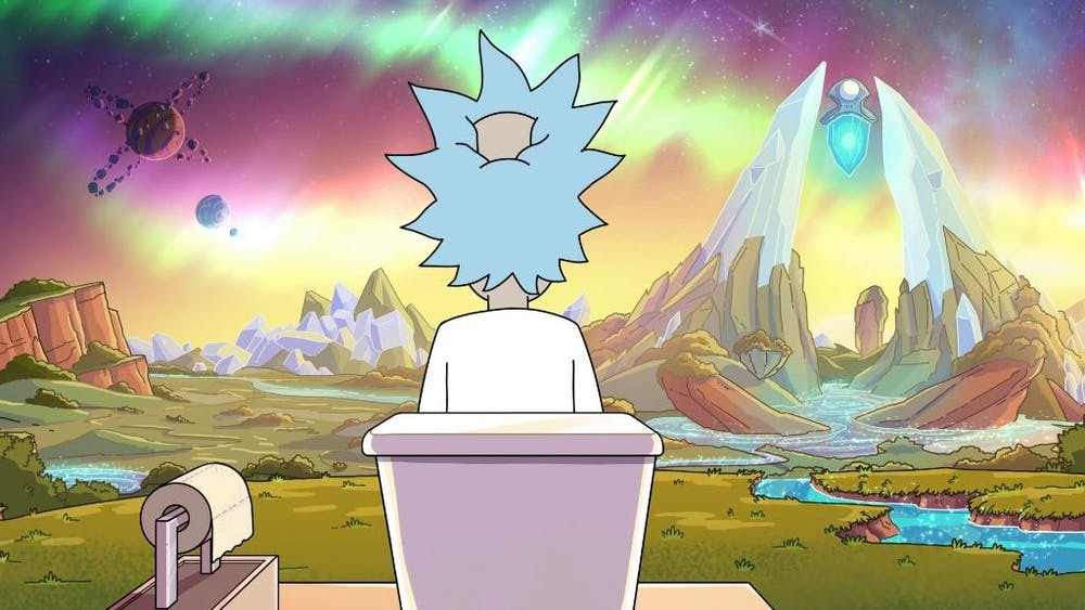TV Review: Rick takes an introspective journey during Sunday night's episode of 'Rick and Morty'