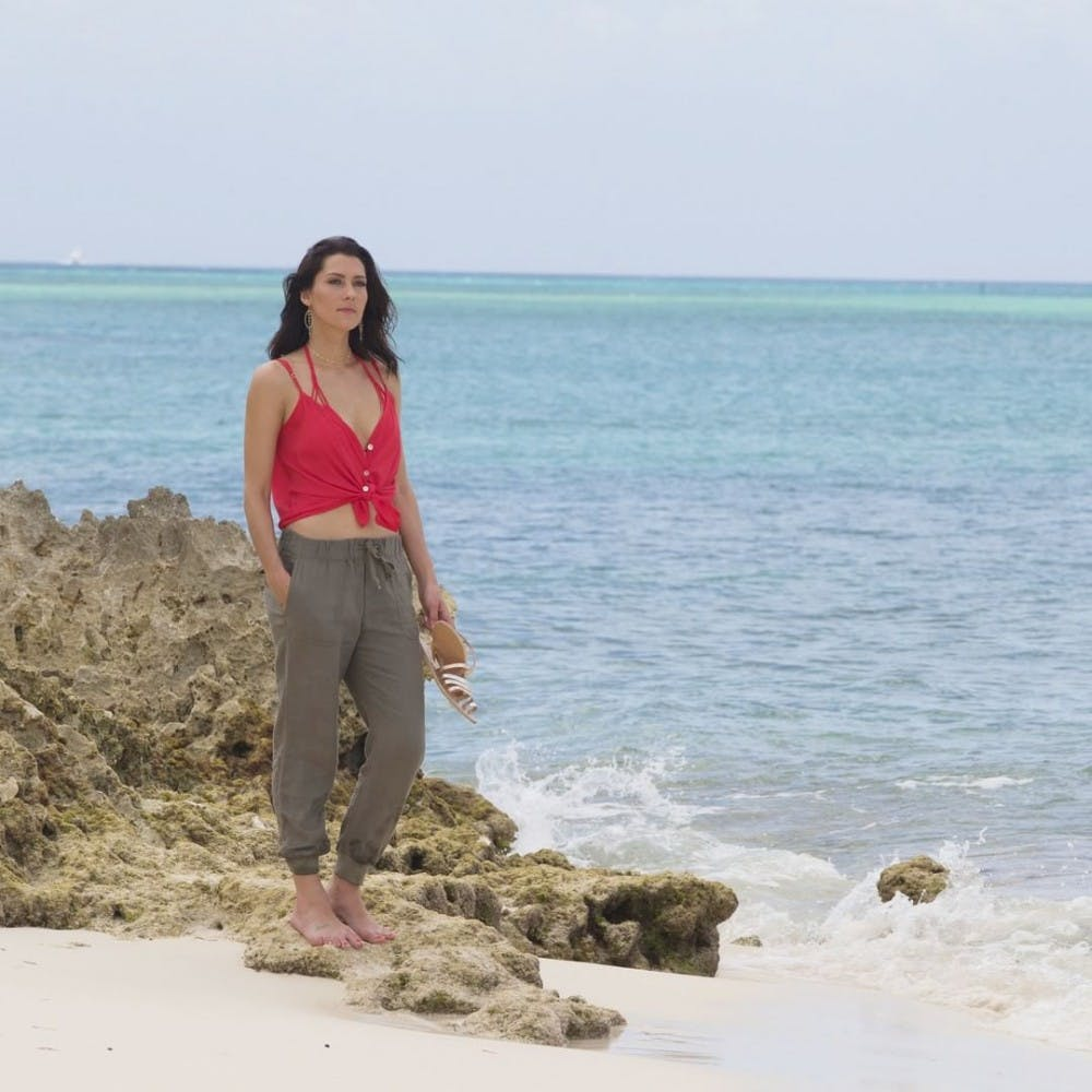 TV Review: Becca is down to four men. Who's going to be sent home first and who will get the final rose on 'The Bachelorette'?