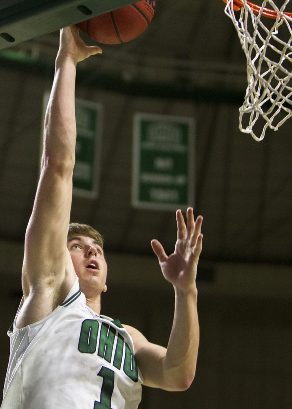 Men's Basketball: Ohio loses to Buffalo after Carter's hookshot rims out